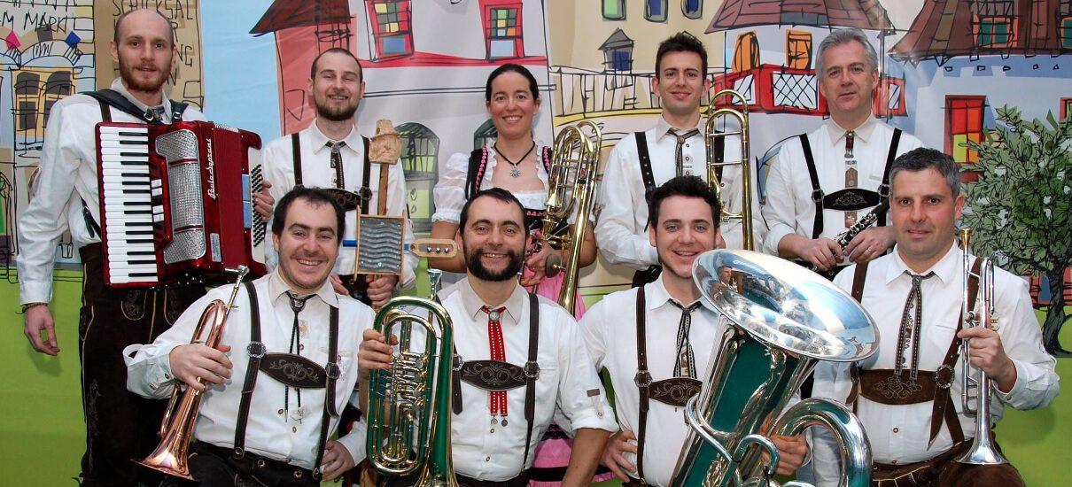 Gibierfestband 2019 formazione